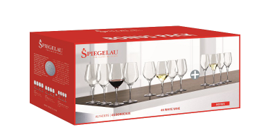 Spiegelau Authentis Set of 12 (Набор из 12 бокалов)