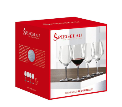 Spiegelau Authentis Set of 4 (Набор из 4-х бокалов) для вин Бургундии