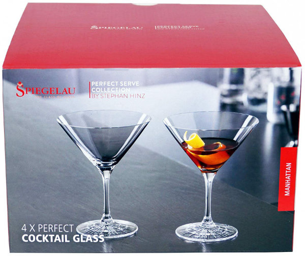 Spiegelau Perfect Cocktail Glass (Набор из 4-х бокалов)