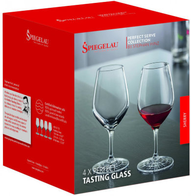Spiegelau Perfect Tasting Glass (Набор из 4-х бокалов)